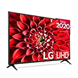 LG 55UN7100ALEXA - Smart TV 4K UHD 139 cm (55') con Inteligencia Artificial, HDR10 Pro, HLG, Sonido Ultra Surround, 3xHDMI...