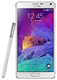 Samsung Galaxy Note 4 SM-N910F - Smartphone (14,48 cm (5.7'), 2560 x 1440 Pixeles, SAMOLED, 1,9 GHz, 2,7 GHz, 3072 MB) Color...