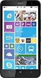 Nokia Lumia 1320 - Smartphone libre Windows Phone (pantalla 6', cámara 5 Mp, 8 GB, Dual-Core 1.7 GHz, 1 GB RAM), negro...