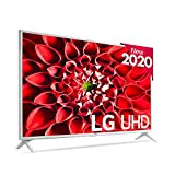 LG 49UN7390ALEXA - Smart TV 4K UHD 123 cm (49') con Inteligencia Artificial, Procesador Inteligente Quad Core, HDR 10 Pro,...