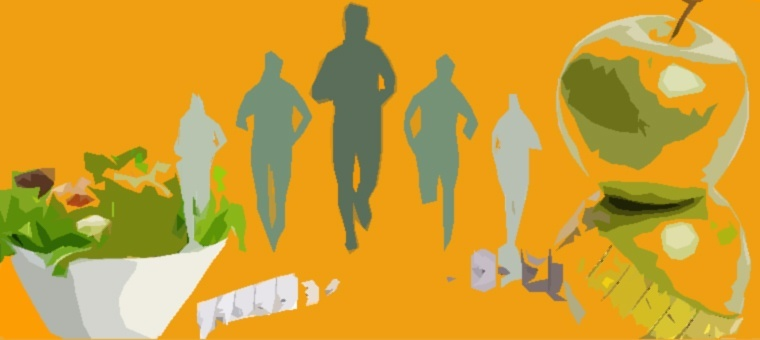 Apps para perder peso, hacer dieta y ejercicio