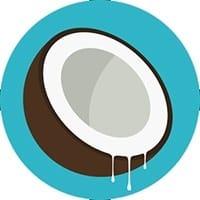 Coconut es compatible con pantalla de alta resolución