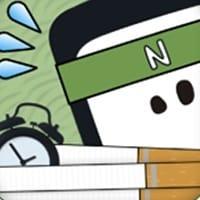 NicoStopper, app para dejar de fumar iPhone