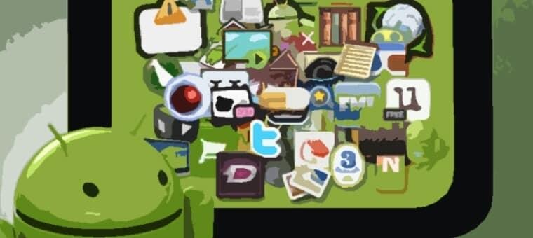 Las mejores cinco app gratis para Android