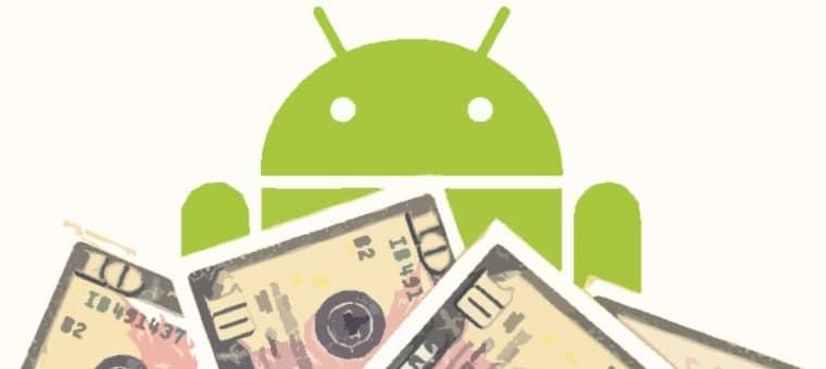 Cómo ganar dinero fácil con Android y sus aplicaciones