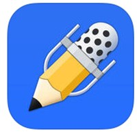 app ipad para escribir notas