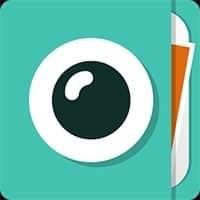 App para tomar fotos y aplicar efectos en directo