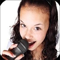 Aplicación para karaoke de niños muy divertida