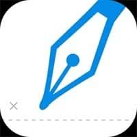 Aplicación móvil ideal para firmar cualquier documento