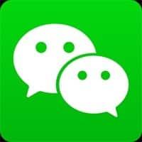 Comparte fotos con Wechat a la vez que chateas con amigos