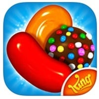 Candy Crush, un juego gratis para iPad