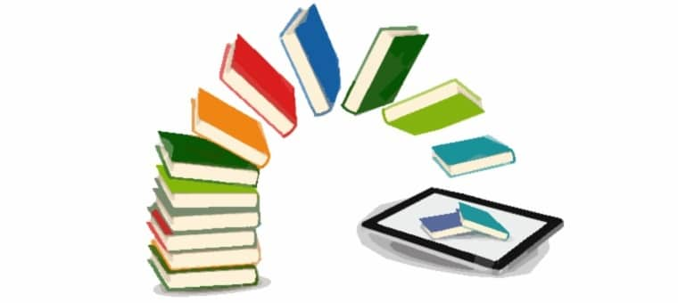 Apps de descarga de ebooks gratis en el móvil