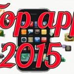 Las apps que arrasaron en 2015