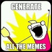 Crea memes y desmotivaciones con esta app gratis