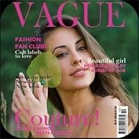 Aplicación para poner foto en portada de revista