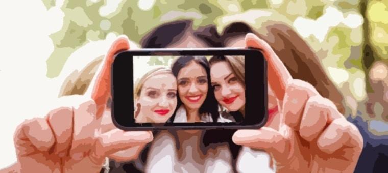 Toma los mejores selfi con estas apps android e ios