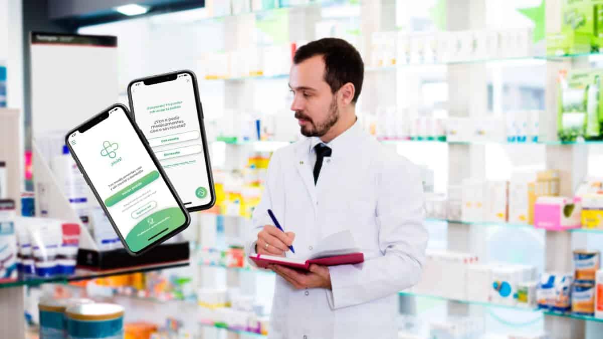 aplicacion de farmacias